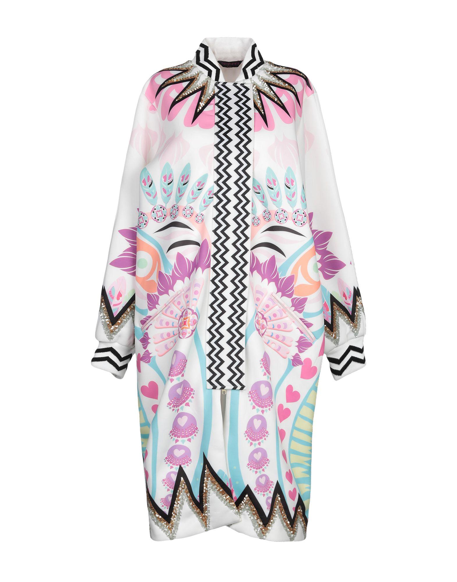 MANISH ARORA Пальто недорго, оригинальная цена