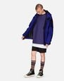 LANVIN Outerwear Man OVERSIZED STRIPED PARKA    f