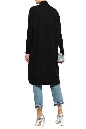 RICK OWENS LILIES Double-breasted jersey jacket