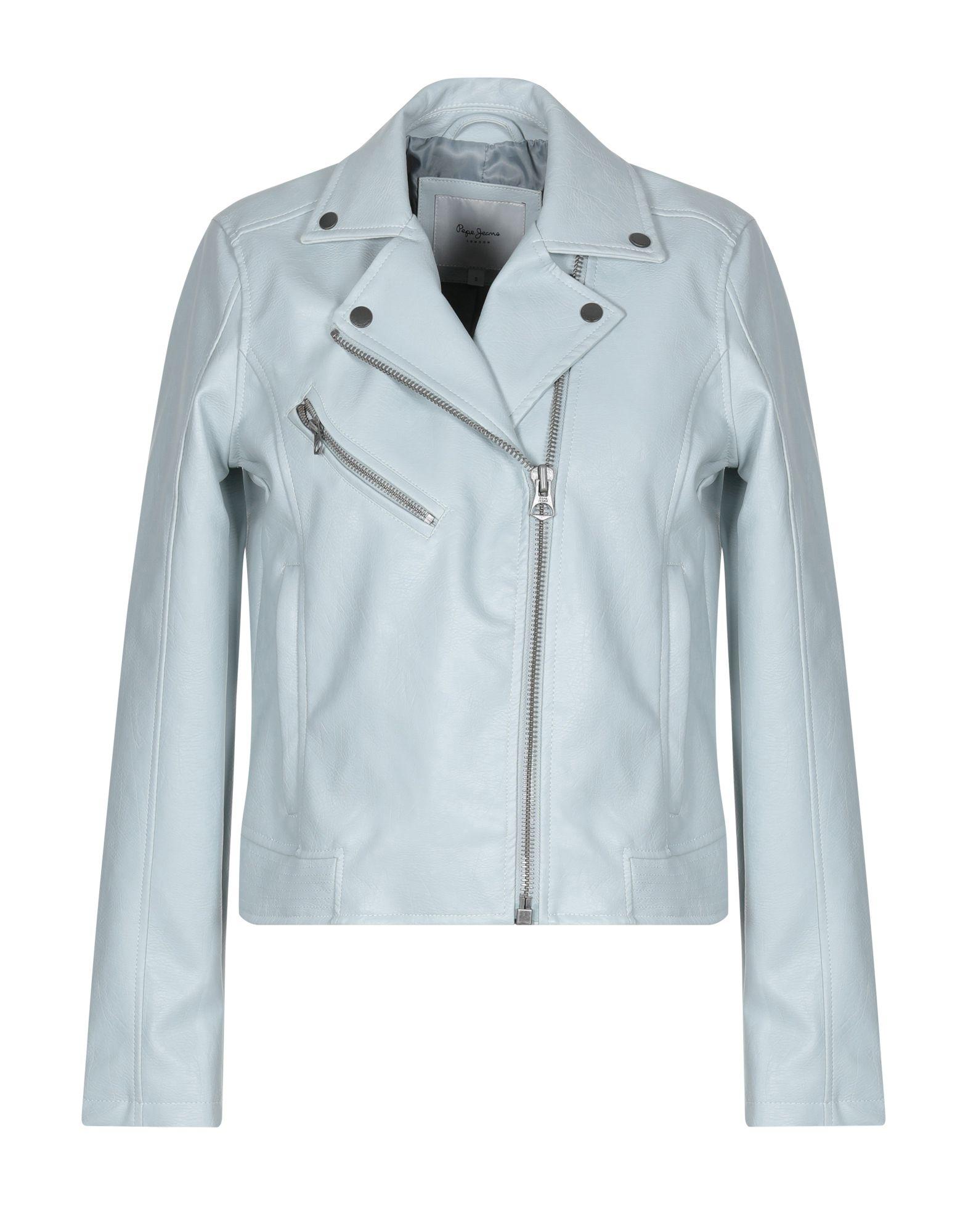 Фото - PEPE JEANS Куртка куртка женская pepe jeans цвет зеленый 097 pl401555 664 размер m 44 46