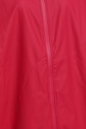 RAINS Shell hooded raincoat