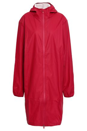 RAINS Shell hooded raincoat