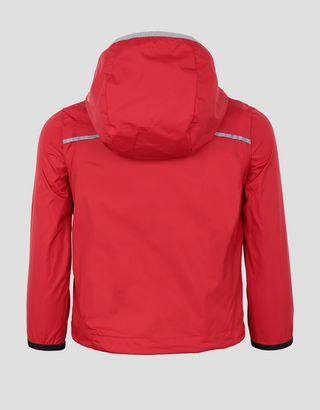 Scuderia Ferrari Online Store - Unisex children's Scuderia Ferrari rain jacket - Raincoats