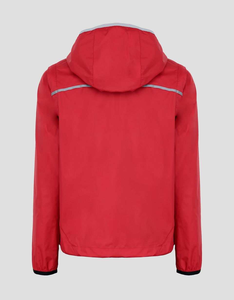 Scuderia Ferrari Online Store - Scuderia Ferrari boy's and girl's rain jacket - Raincoats