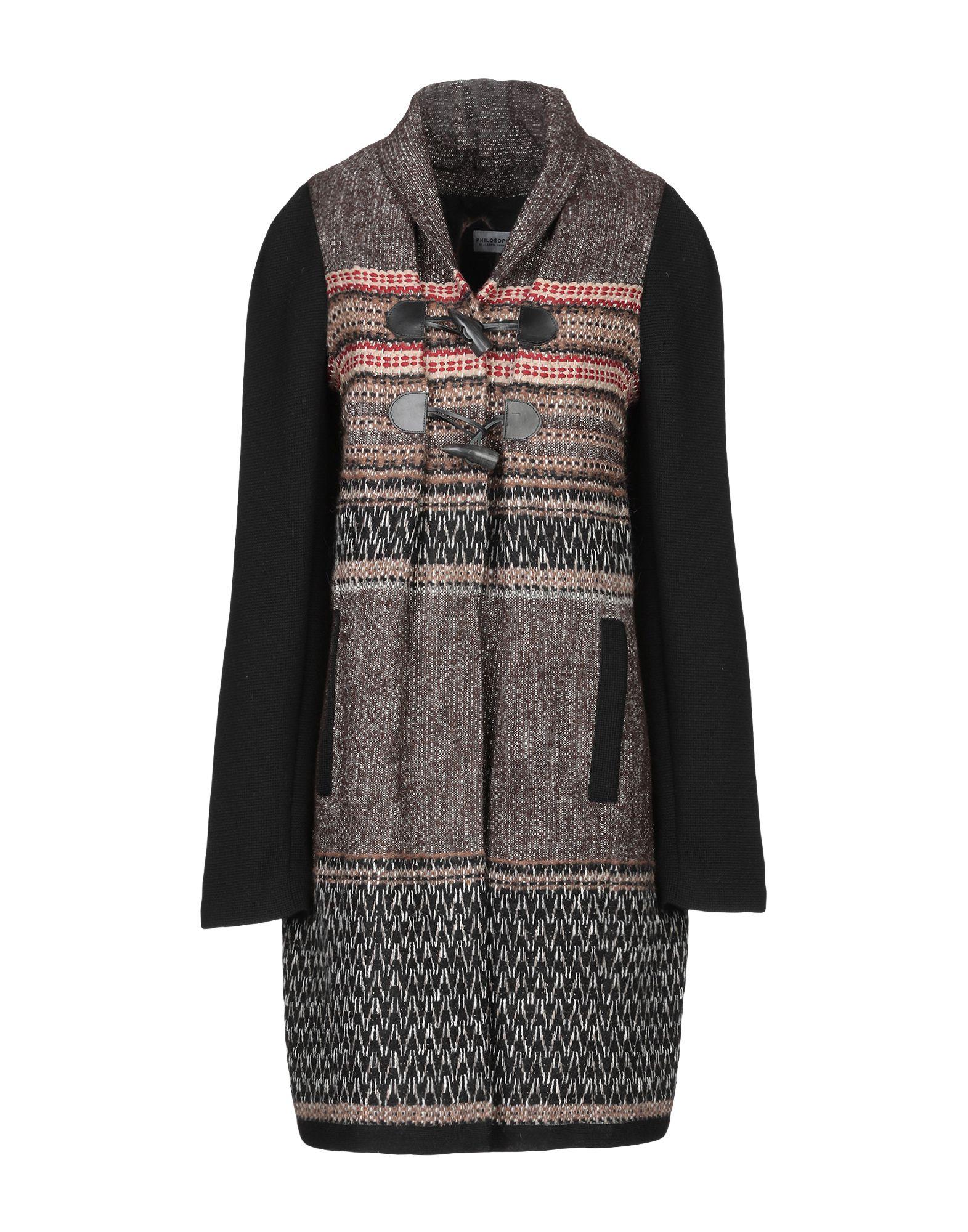 PHILOSOPHY di ALBERTA FERRETTI Пальто пальто alberta ferretti