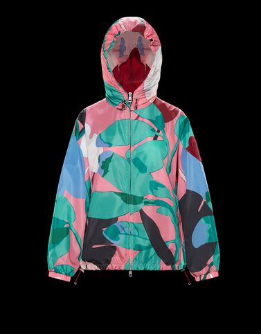Moncler View all Outerwear Woman: ALEXANDRITE