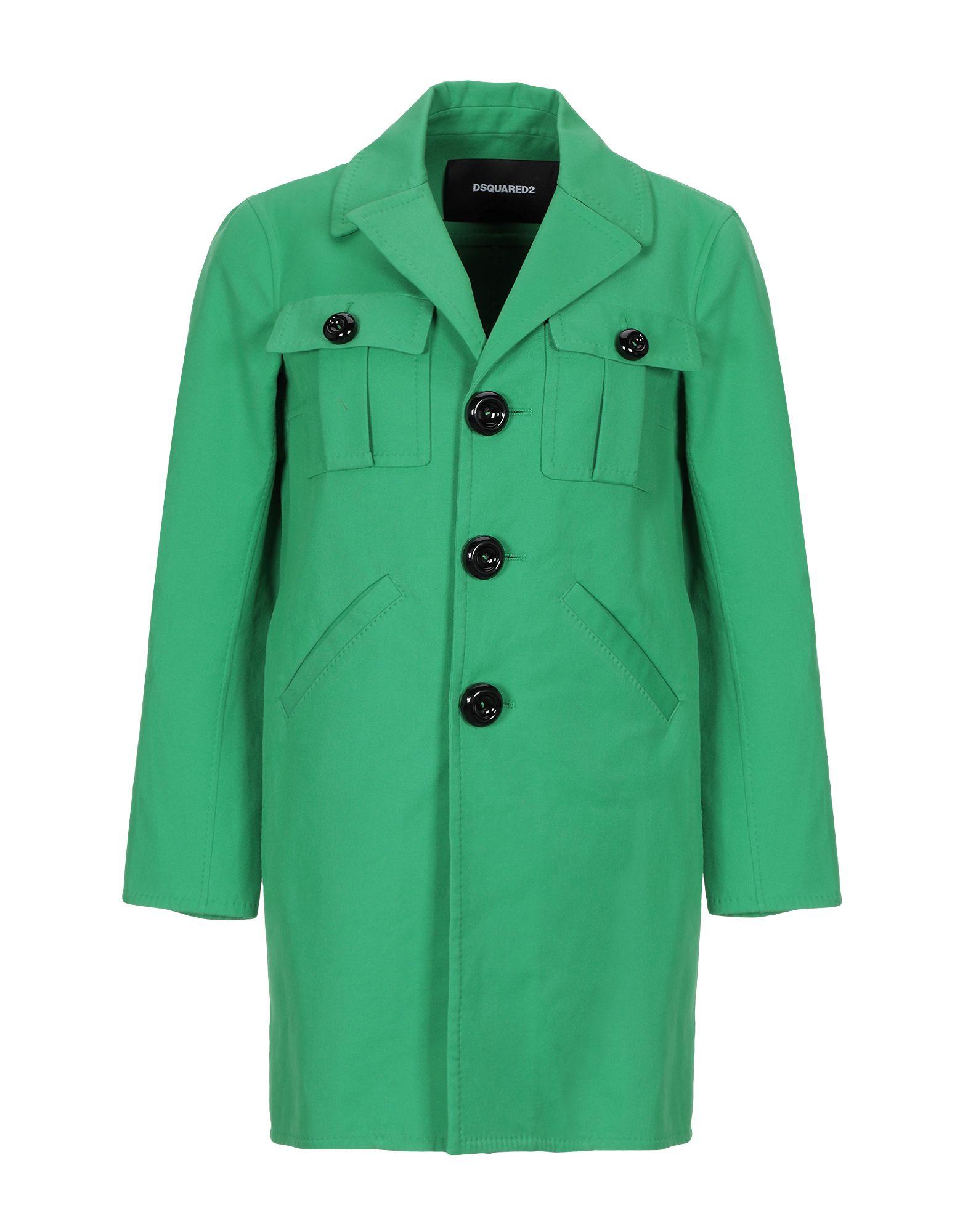 Фото - DSQUARED2 Легкое пальто dsquared2 пальто