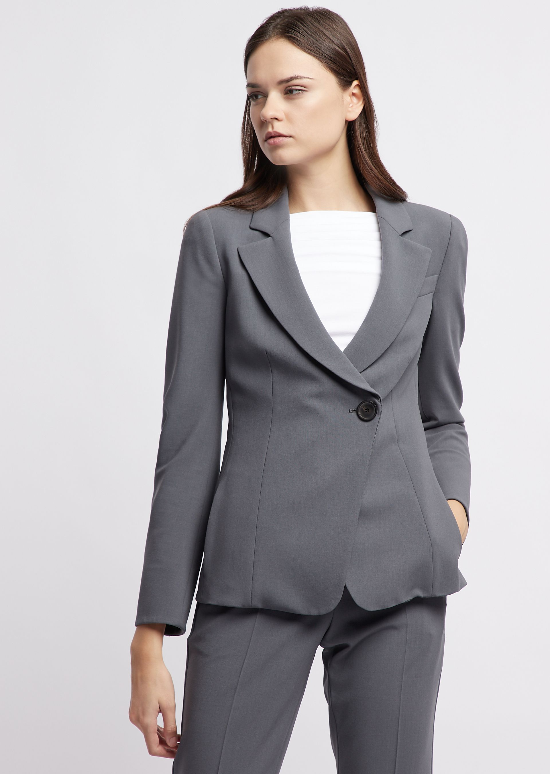 Jackets - Item 41872924 in Gray from ARMANI.COM