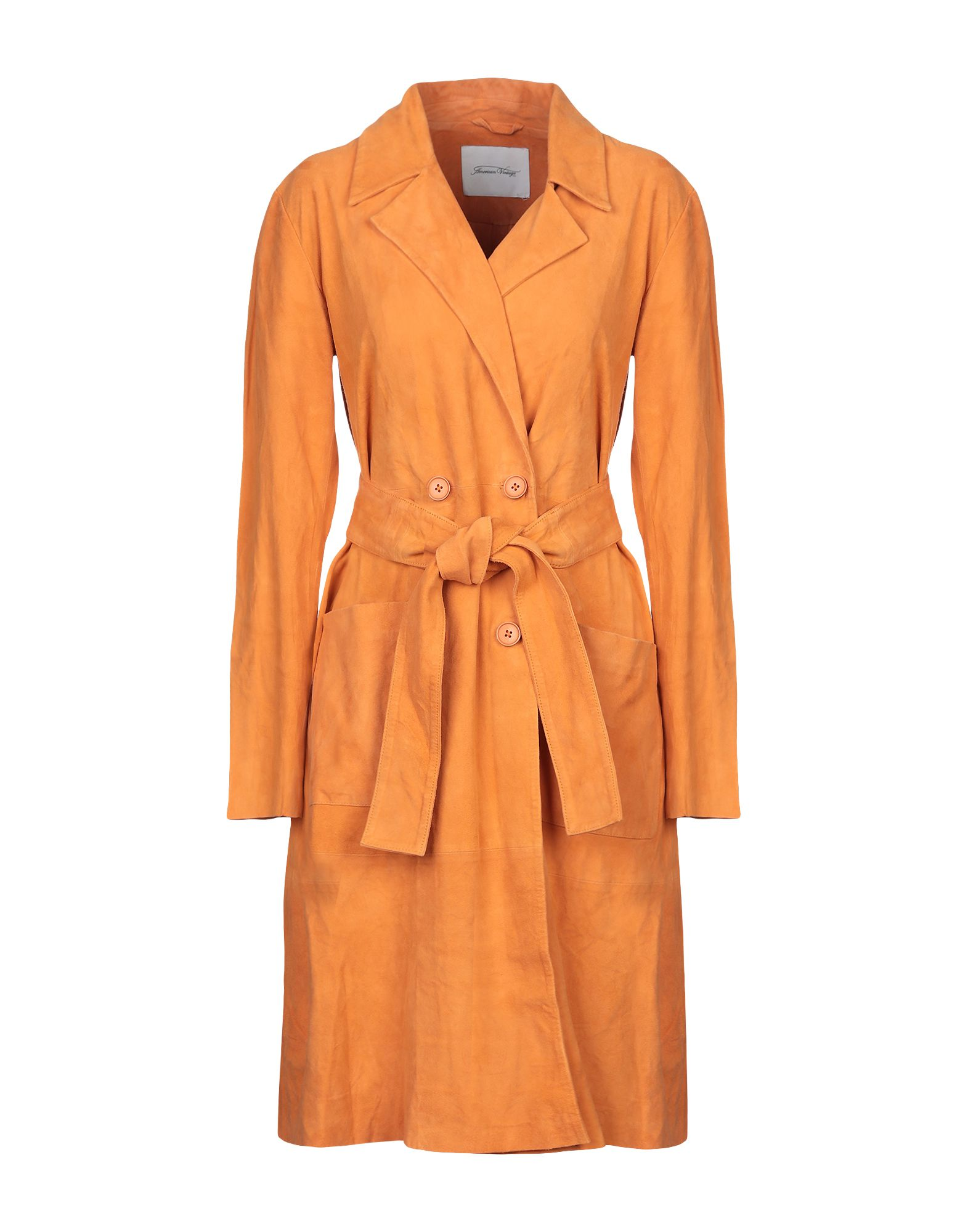 AMERICAN VINTAGE Легкое пальто пальто american vintage