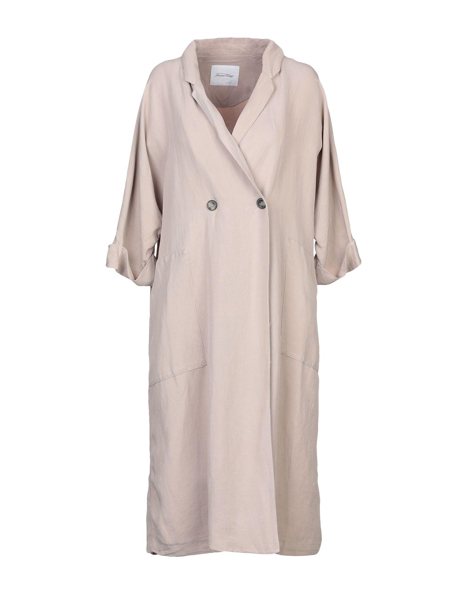 AMERICAN VINTAGE Легкое пальто american vintage пальто
