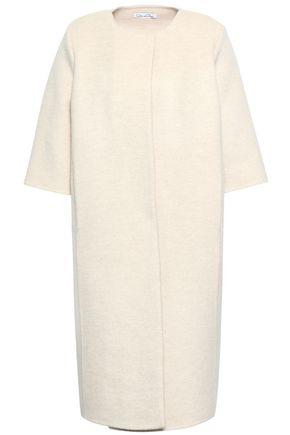 OSCAR DE LA RENTA Wool-felt coat