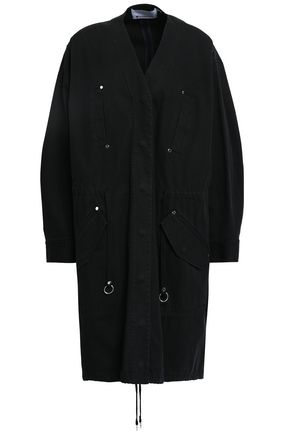 T by ALEXANDER WANG Oversize cotton jacket