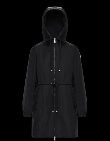 MONCLER TOPAZ - Raincoats - women