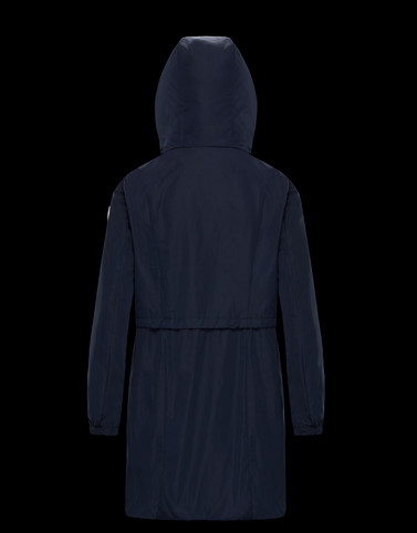 Moncler Coats & Trench Coats Woman: TOPAZ