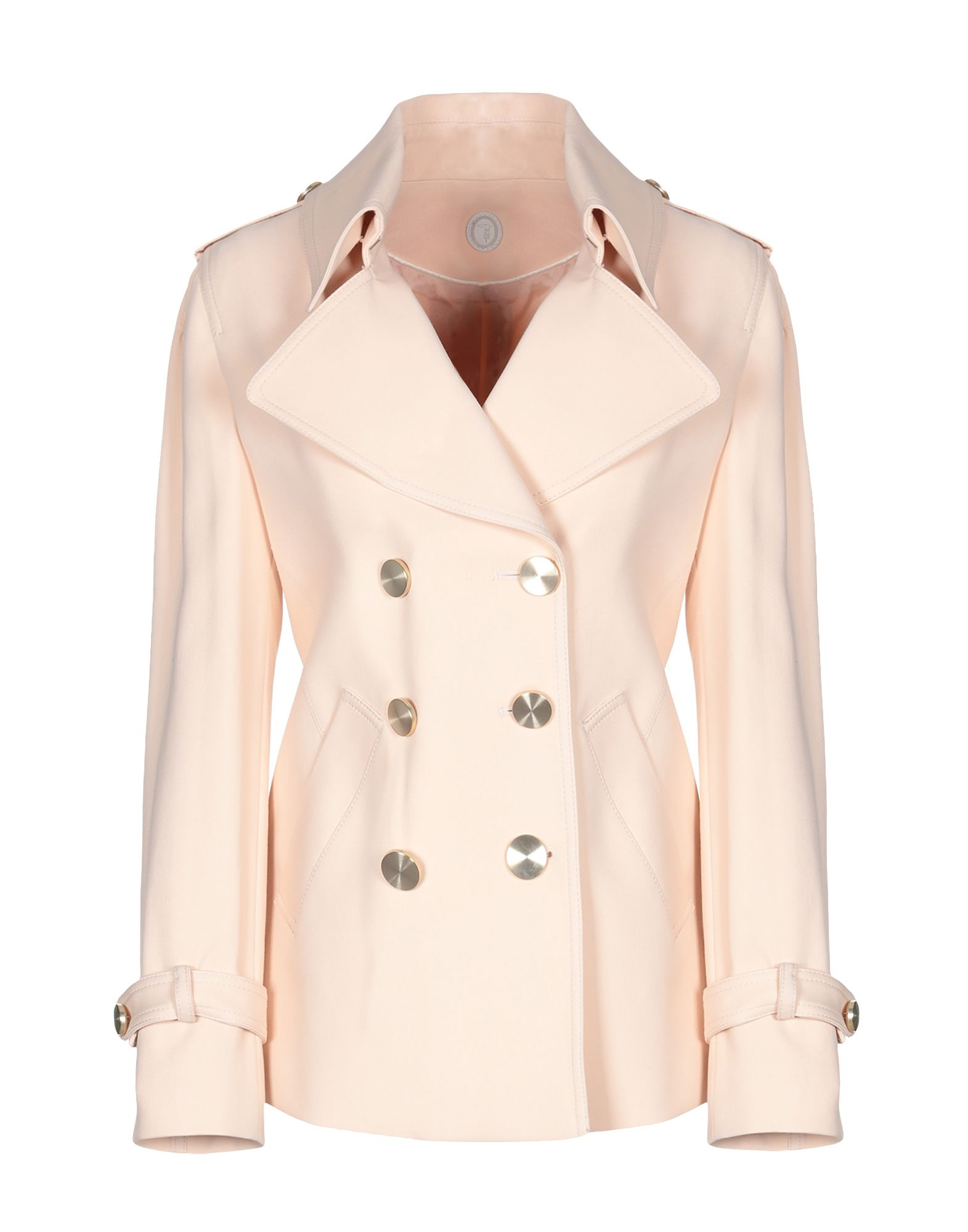TRUSSARDI Легкое пальто trussardi пальто