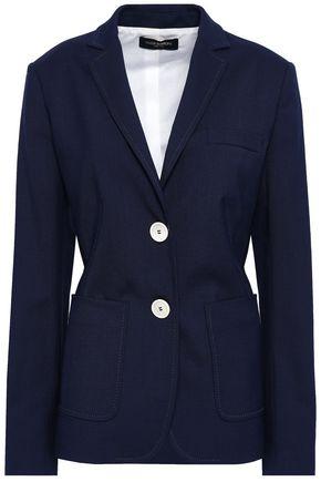 PIAZZA SEMPIONE Wool-blend blazer
