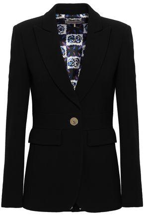 EMILIO PUCCI Button-detailed stretch-wool blazer