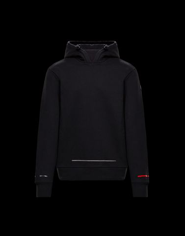 SWEATSHIRT Black Category Sweatshirts