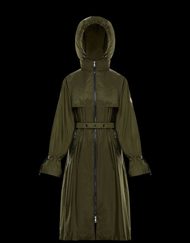 MONCLER WASHINGTON - Parka - women