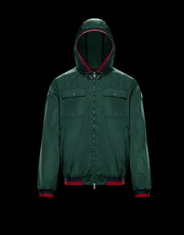 MONCLER ATLIN - Overcoats - men
