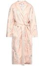 ZIMMERMANN Embroidered cotton-sateen coat