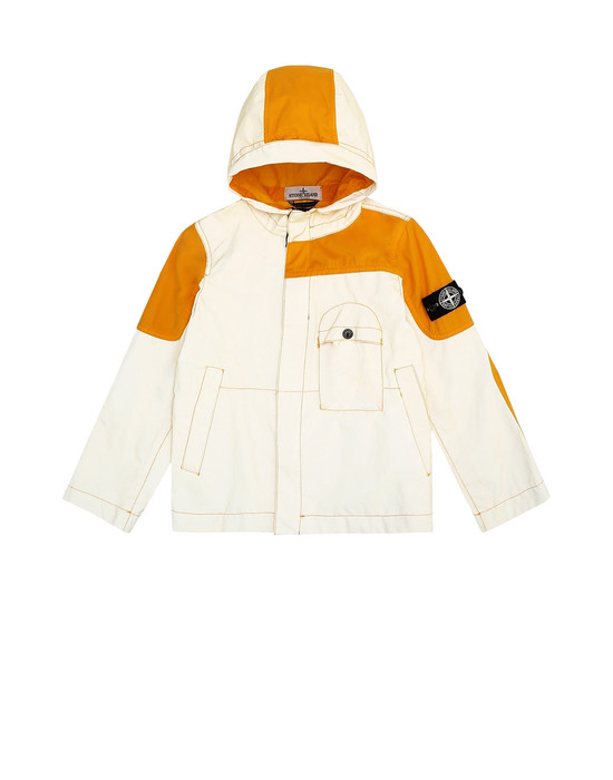 41873605kc - COATS & JACKETS STONE ISLAND JUNIOR