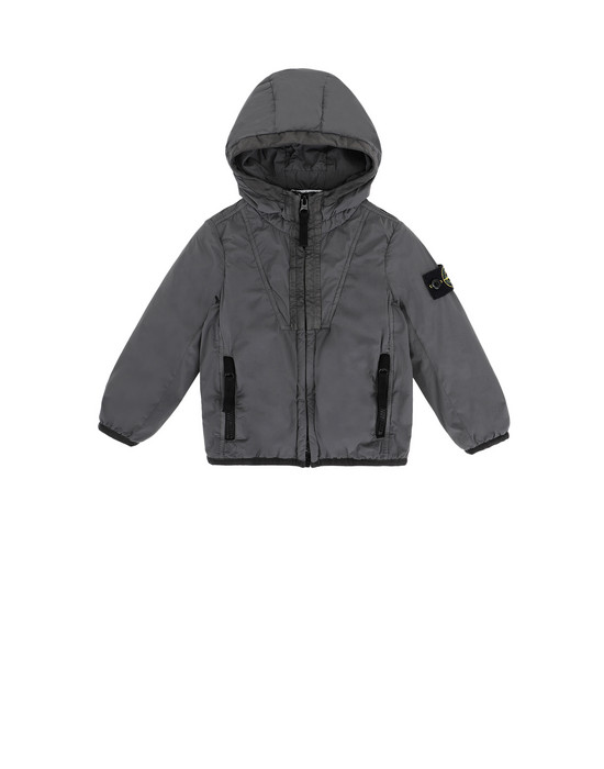 Jacket 41231 COMFORT TECH COMPOSITE  STONE ISLAND JUNIOR - 0