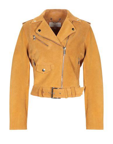 Купить Женскую куртку  цвет охра