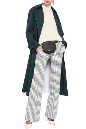 JOSEPH Double-breasted virgin wool-gabardine trench coat