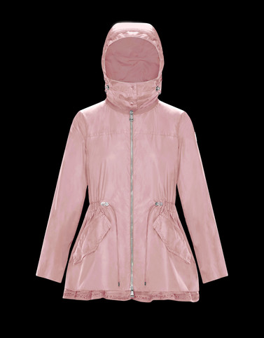 MONCLER LOTY - Overcoats - women