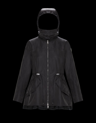 LOTY Black Jackets Woman