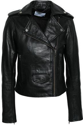 MUUBAA Laurel leather biker jacket