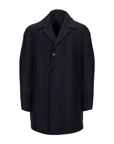 HERMAN & SONS Manteau long homme