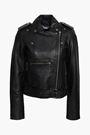 MUUBAA Leather biker jacket