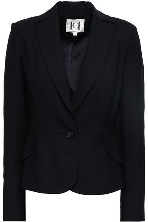 CAROLINA HERRERA Wool-twill blazer