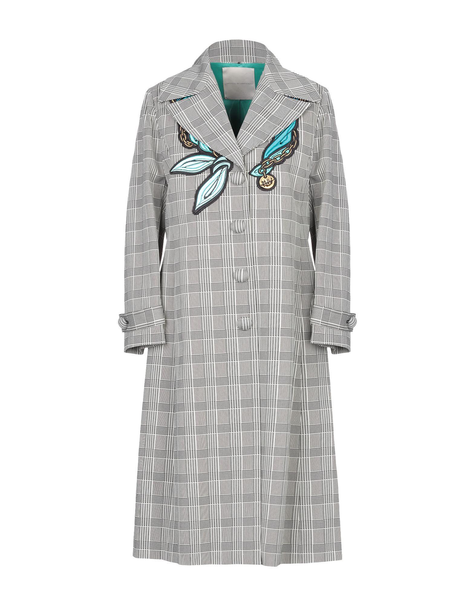 MARCO DE VINCENZO Легкое пальто