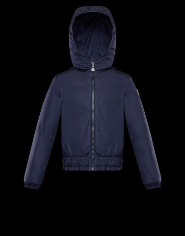 ERINETTE Dark blue Junior 8-10 Years - Girl