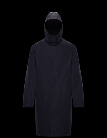 Moncler Coats & Trench Coats Man: VICTOIRE