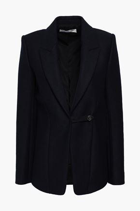 VICTORIA BECKHAM Wool-blend twill blazer