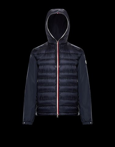 ALAVOINE Dark blue Down Jackets