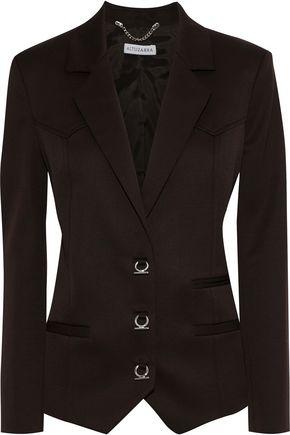 ALTUZARRA Wool-blend twill blazer