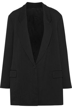 ACNE STUDIOS Oversized twill blazer
