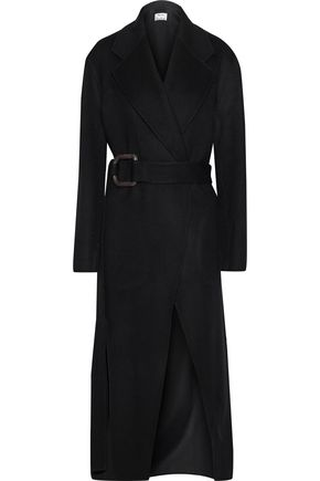 ACNE STUDIOS Lova oversized wool and cashmere-blend coat