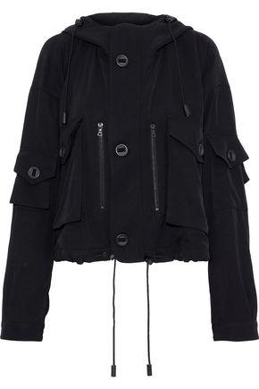 ACNE STUDIOS Loki twill hooded jacket