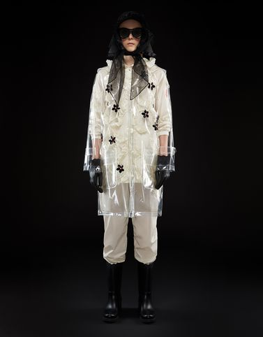 Moncler Coats & Trench Coats Woman: SNOWDROP