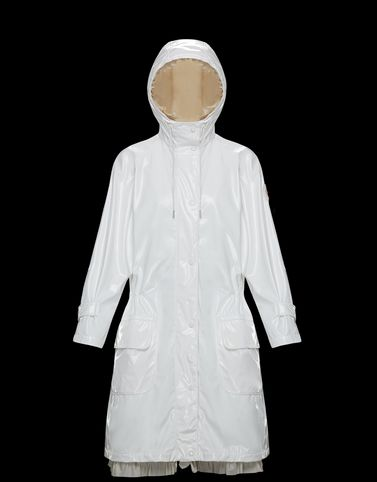 ALYSSUM White Coats & Trench Coats