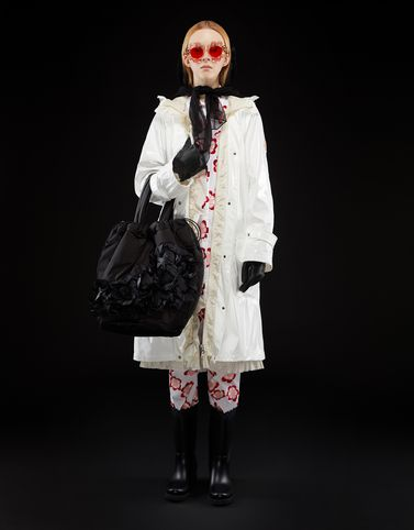 Moncler Coats & Trench Coats Woman: ALYSSUM