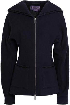 ALEXACHUNG Wool-felt jacket