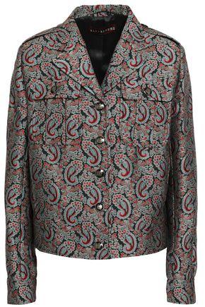ALEXACHUNG Jacquard jacket