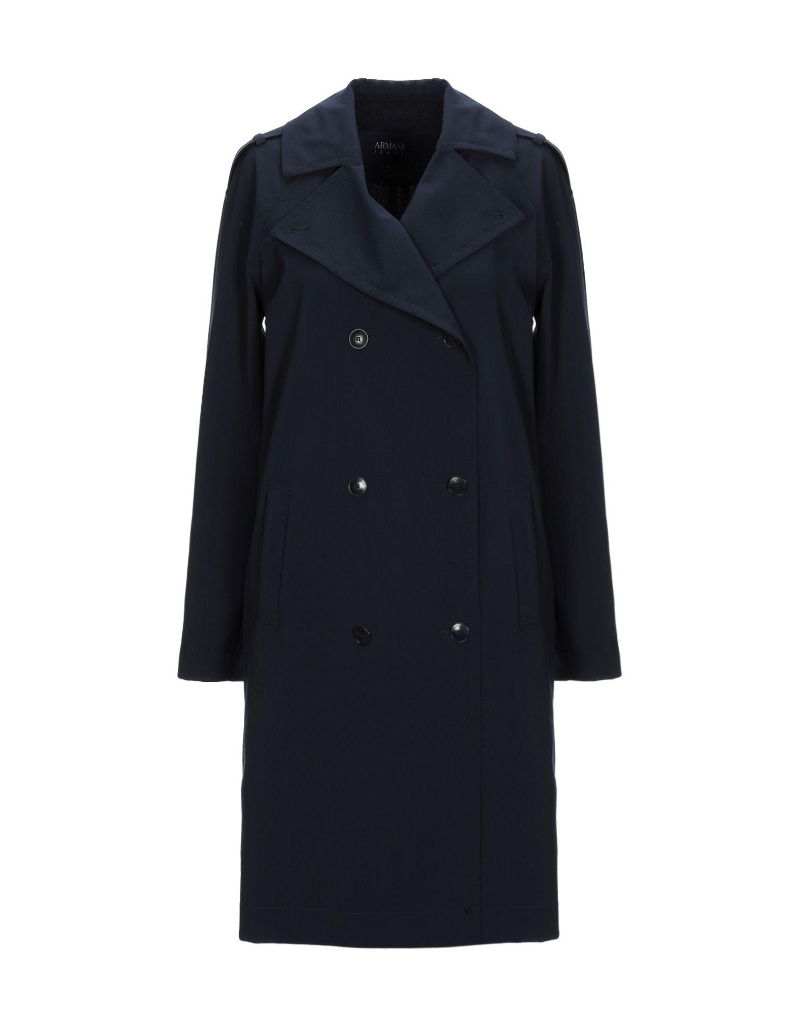ARMANI JEANS Легкое пальто armani jeans легкое пальто